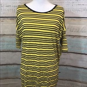 LuLaRoe Irma size large new with tags